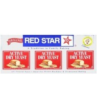 Red Star Baking Yeast Packet Display (18x.75 Oz)