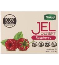 Bakol Raspberry Jel Dessert (12x3Oz)
