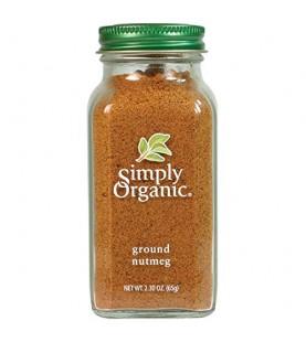 Simply Organic Ground Nutmeg (6x2.3Oz)