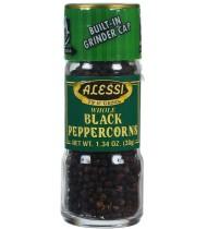 Alessi Black Peppercorn Grinder (6x1.34OZ )