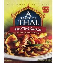 A Taste Of Thai Pad Thai Sauce (6x3.25Oz)