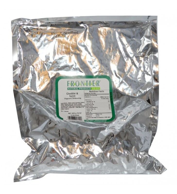 Frontier Ched/Spice Pop/Sea (1x1LB )