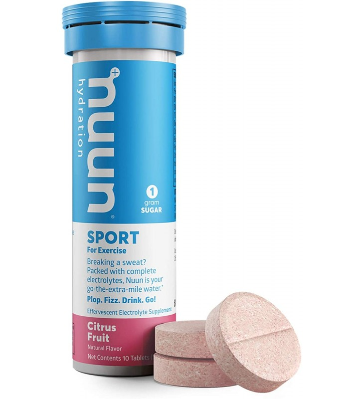 Nuun Active Hydration Active Tablets, Citrus Fruit (8X10 Tab )