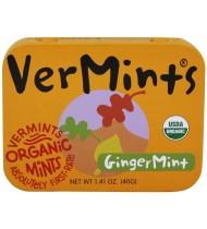 Vermints Gingermint Breathmints (6x1.41 Oz)