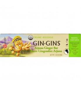 The Ginger People Arjuna Ginger Bar (16x1.23 OZ)
