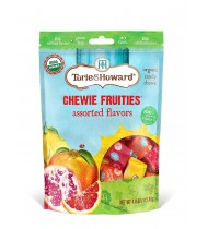 Torie and Howard Chewie Fruities Assorted Flavors Pack (6x4 OZ)