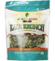 Alive & Radiant Foods Kale Krunch Ranch (12x2.2OZ )
