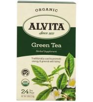 Alvita Green Tea Herbal (1x24BAG )