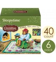 Celestial Seasonings Sleepytime Herb Tea (6x40 Bag)