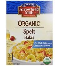 Arrowhead Mills Spelt Flakes Cereal (12x12 Oz)