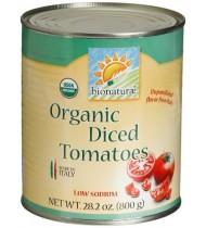 Bionaturae Diced Tomatoes (12x28.2 Oz)