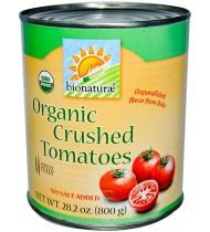 Bionaturae Crushed Tomatoes (12x28.2 Oz)
