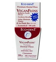 Eco-Dent Cinnamon GentleFloss Vegan (6x100 YD)