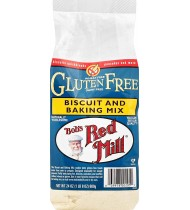 Bob's Red Mill Wheat Free Biscuit & Baking, 24-Ounce (Pack of 4)