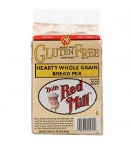 Bob's Red Mill Hearty Whole Grain Bread Mix G/Free (4x20 Oz)