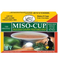 Edward & Sons Golden Light Miso-Cup (12x2.5 Oz)