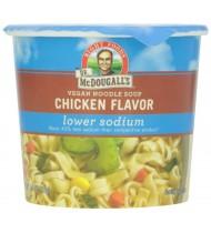 Dr. Mcdougall's Chicken Noodle Soup Cup Ls (6x1.4OZ )